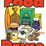 Food & Funds Drive for Holiday Hampers