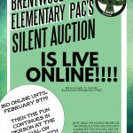 PAC Silent Auction is NOW LIVE!