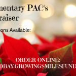 Brentwood PAC Poinsettia Fundraiser