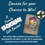 UPDATED Gift Basket Donation LINK